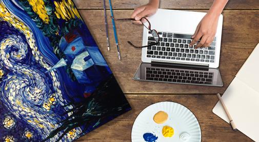 Art Scholarship Eligibility